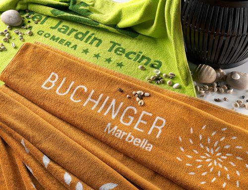 Nuevas propuestas en lencería para el verano: toallas de piscina y mantelerías