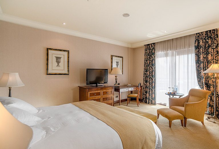Vayoil Textil equipa el Hotel Intercontinental de Madrid